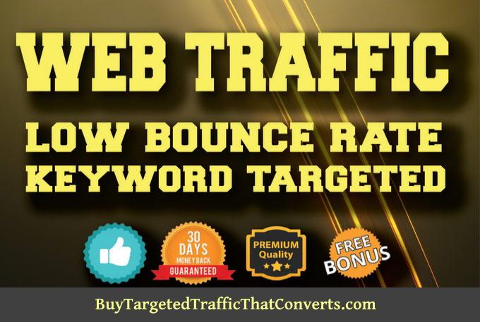 buy targeted trafficthat converts sales make money traffic